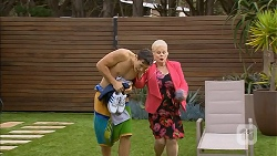Kyle Canning, Sheila Canning in Neighbours Episode 6976