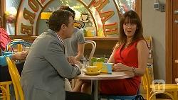 Paul Robinson, Dakota Davies in Neighbours Episode 6976