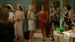 Lauren Turner, Paige Smith, Sonya Rebecchi, Naomi Canning in Neighbours Episode 6976