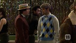 Chris Pappas, Nate Kinski in Neighbours Episode 6976
