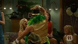 Georgia Brooks, Zayn Robertson, Lauren Turner in Neighbours Episode 6976