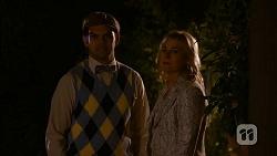 Nate Kinski, Lauren Turner in Neighbours Episode 6976