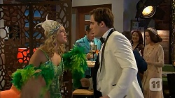 Georgia Brooks, Kyle Canning in Neighbours Episode 6977