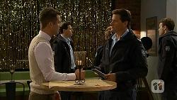 Mark Brennan, Matt Turner in Neighbours Episode 6977