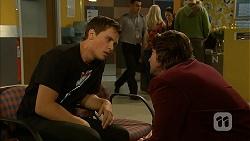 Josh Willis, Brad Willis in Neighbours Episode 6977