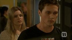 Amber Turner, Josh Willis in Neighbours Episode 6977