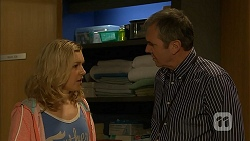 Georgia Brooks, Karl Kennedy in Neighbours Episode 6978