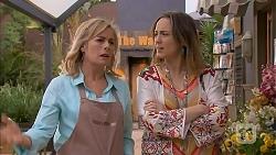 Lauren Turner, Sonya Mitchell in Neighbours Episode 6979