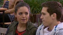 Paige Novak, Josh Willis in Neighbours Episode 6979