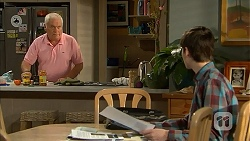Lou Carpenter, Bailey Turner in Neighbours Episode 6980