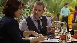Naomi Canning, Toadie Rebecchi in Neighbours Episode 6980