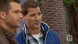 Mark Brennan, Matt Turner in Neighbours Episode 6982