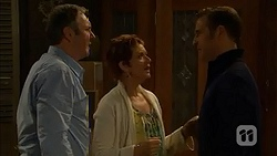 Karl Kennedy, Susan Kennedy, Malcolm Kennedy in Neighbours Episode 6984