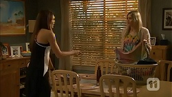 Paige Smith, Amber Turner in Neighbours Episode 6984