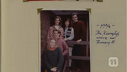 Libby Kennedy, Billy Kennedy, Malcolm Kennedy, Susan Kennedy, Karl Kennedy in Neighbours Episode 6985