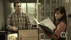 Karl Kennedy, Susan Kennedy in Neighbours Episode 6985