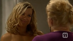 Georgia Brooks, Sheila Canning in Neighbours Episode 6985