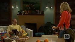 Toadie Rebecchi, Georgia Brooks in Neighbours Episode 6985