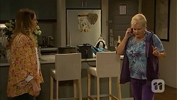 Sonya Mitchell, Sheila Canning in Neighbours Episode 6986