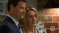 Matt Turner, Sharon Canning in Neighbours Episode 6986