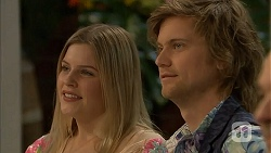 Amber Turner, Daniel Robinson in Neighbours Episode 6986