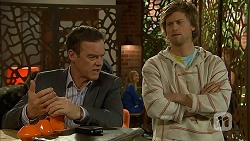 Paul Robinson, Daniel Robinson in Neighbours Episode 6987