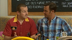 Toadie Rebecchi, Malcolm Kennedy in Neighbours Episode 6988