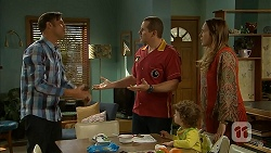 Malcolm Kennedy, Toadie Rebecchi, Nell Rebecchi, Sonya Mitchell in Neighbours Episode 6988