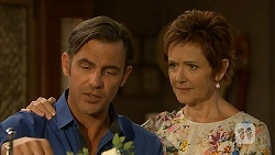 Malcolm Kennedy, Susan Kennedy in Neighbours Episode 6989