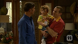 Malcolm Kennedy, Nell Rebecchi, Toadie Rebecchi in Neighbours Episode 6989