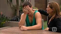 Josh Willis, Terese Willis in Neighbours Episode 6989