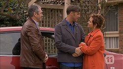 Karl Kennedy, Malcolm Kennedy, Susan Kennedy in Neighbours Episode 6989