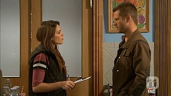 Paige Novak, Mark Brennan in Neighbours Episode 6989