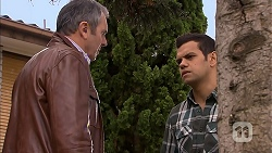 Karl Kennedy, Nate Kinski in Neighbours Episode 6989
