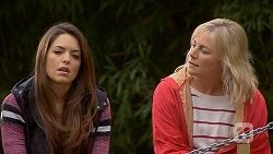 Paige Novak, Lauren Turner in Neighbours Episode 6990