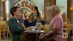 Bailey Turner, Lou Carpenter in Neighbours Episode 6990