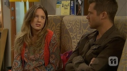 Sonya Rebecchi, Mark Brennan in Neighbours Episode 6990