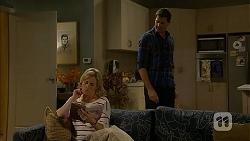 Lauren Turner, Matt Turner in Neighbours Episode 6990