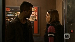 Mark Brennan, Paige Smith in Neighbours Episode 6990