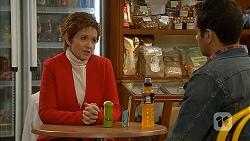 Susan Kennedy, Nate Kinski in Neighbours Episode 6991