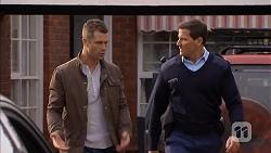 Mark Brennan, Matt Turner in Neighbours Episode 6991