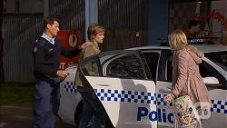 Matt Turner, Daniel Robinson, Amber Turner in Neighbours Episode 6991