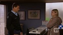 Matt Turner, Amber Turner in Neighbours Episode 6991