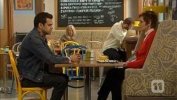 Nate Kinski, Susan Kennedy in Neighbours Episode 6992