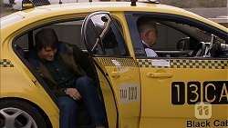 Chris Pappas, Taxi Driver in Neighbours Episode 6992