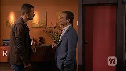 Mark Brennan, Paul Robinson in Neighbours Episode 6992