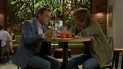 Paul Robinson, Daniel Robinson in Neighbours Episode 6992