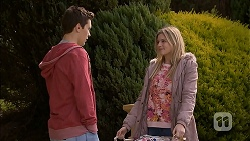 Josh Willis, Amber Turner in Neighbours Episode 6992