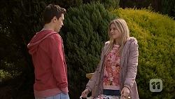 Josh Willis, Amber Turner in Neighbours Episode 6992