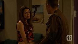 Paige Novak, Mark Brennan in Neighbours Episode 6993